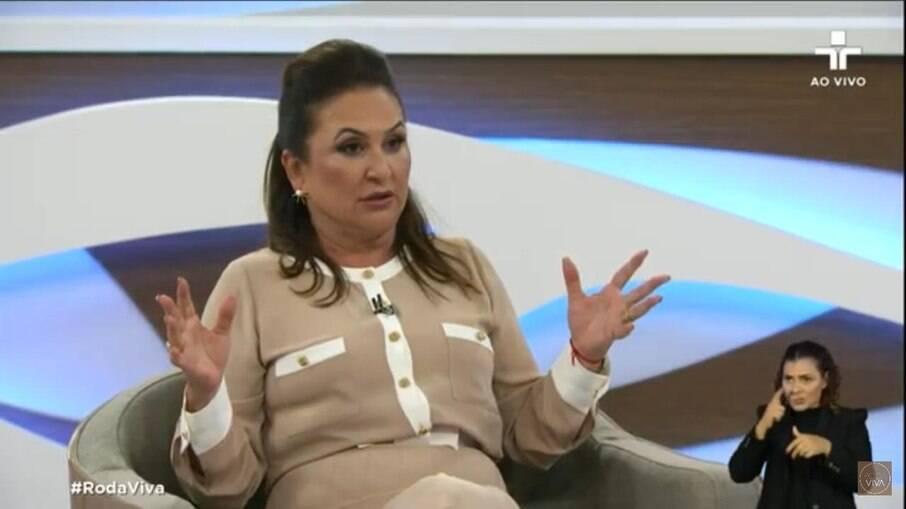Senadora Kátia Abreu no Roda Viva (5/4)