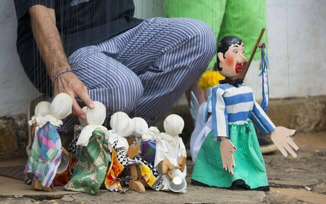 Teatro Casa de Boneco traz espetáculos de marionetes imperdíveis para famílias