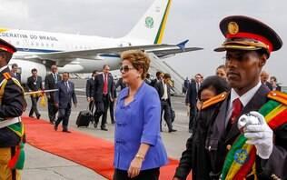 Governo impõe sigilo sobre gastos de Dilma no exterior - Política - iG