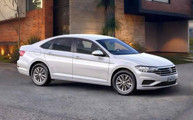Volkswagen Jetta 2019 acaba de chegar na nova versão de entrada  250 TSi, que busca aumentar o volume de vendas