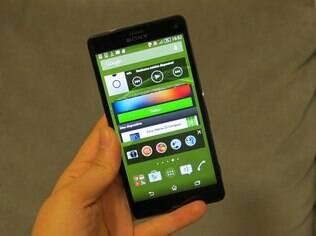 Sony não descarta sair do disputado mercado de smartphones