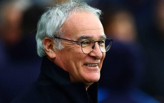 Campeão da Premier League com Leicester, Claudio Ranieri é o novo técnico do Fulham