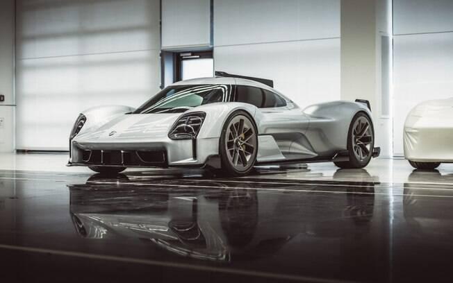 Porsche 919 é baseado no carro que corrida que disputou o campeonato WEC  venceu as 24 Horas de Le Mans
