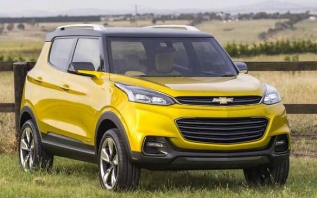 Chevrolet Adria Concept: protótipo que pode servir de base para novo SUV da próxima família de modelos da GM