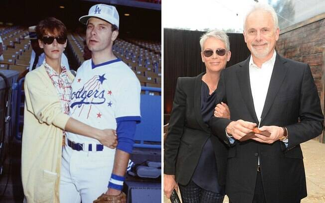 Jaime Lee Curtis e Christopher Guest
