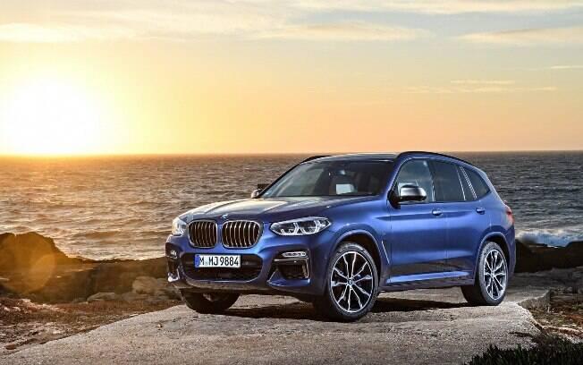 Tal como o novo BMW X2, o X3 é fruto de um pesado investimento da marca, para atender a grande demanda por SUVs