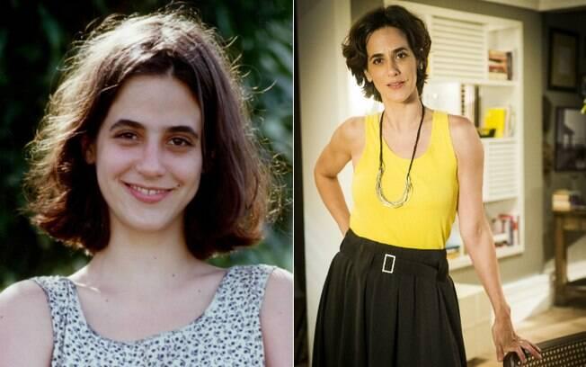 Mariana Lima foi a que menos fez TV entre os cinco