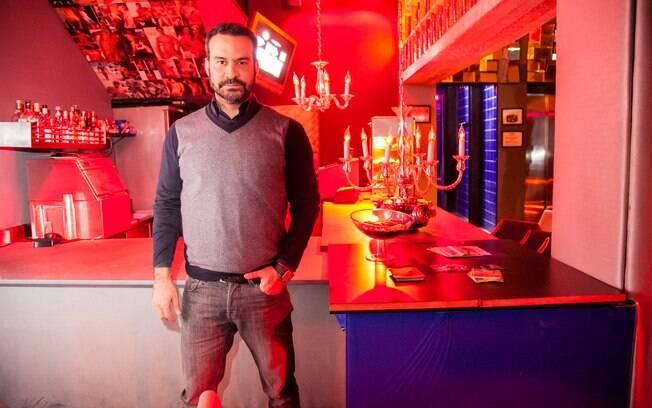 Douglas Drumond é dono de motéis e do hotel Chilli Pepper