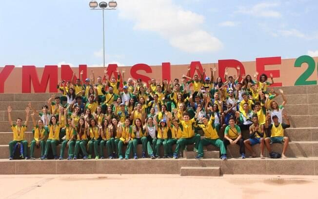 Gymnasiade 2018: Brasil é o terceiro melhor país do mundo no esporte escolar