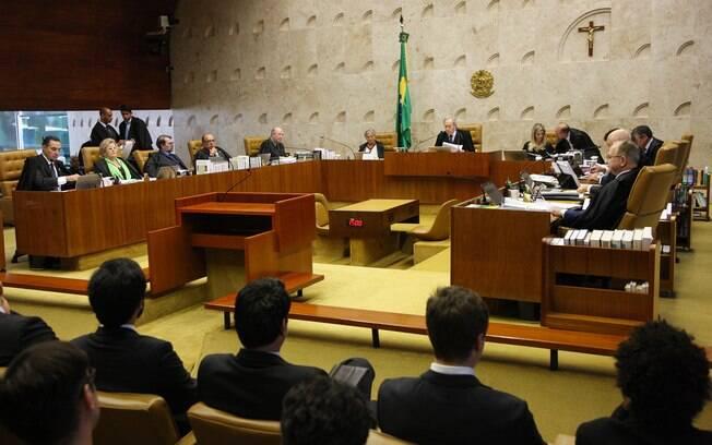 Julgamento terminou com 4 votos a favor da impossibilidadeda pena antes do fim de recursos