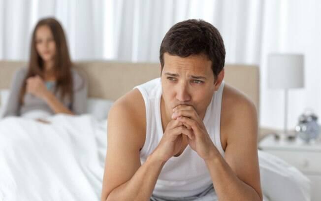 Medo de falhar na hora do sexo é uma fonte comum de ansiedade entre os homens