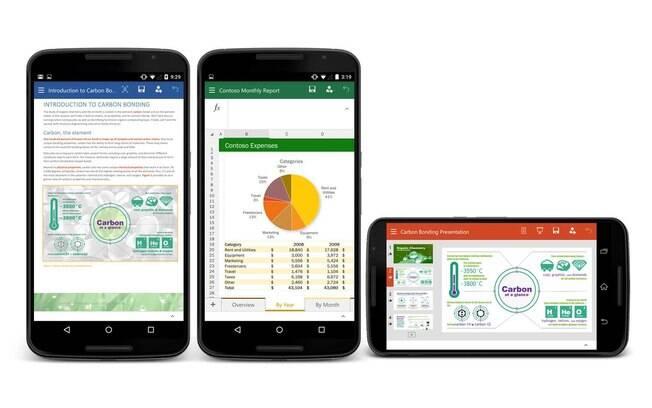 Office para Android está disponível, mas ainda na versão preview. Aplicativo é gratuito
