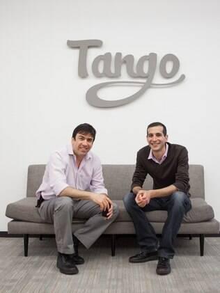 Tango é aplicativo de troca de mensagens, fotos, vídeos e que também faz ligações