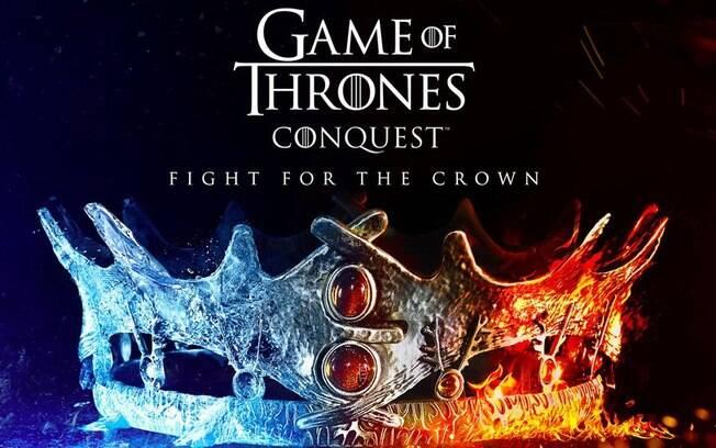 Em Game of Thrones: Conquest é possível capturar mais de 120 Pontos de Poder icônicos da série, como King's Landing e Winterfell