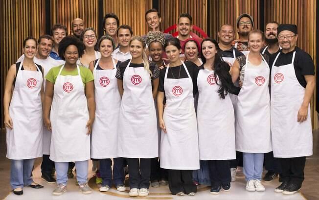 Reality escolheu seus 21 cozinheiros principais