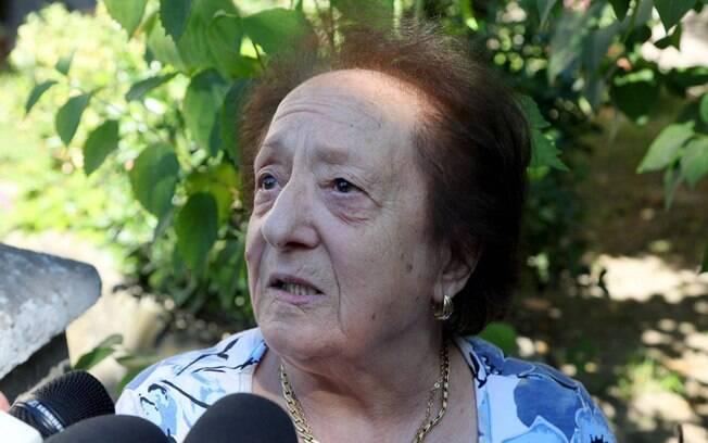 Valeria Collina, 68, abriu as portas de sua casa em Valsamoggia, para falar sobre seu filho, terrorista do Estado Islâmico