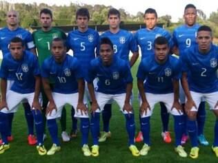 Os dois jogadores do Cruzeiro estão sendo titulares na equipe brasileira