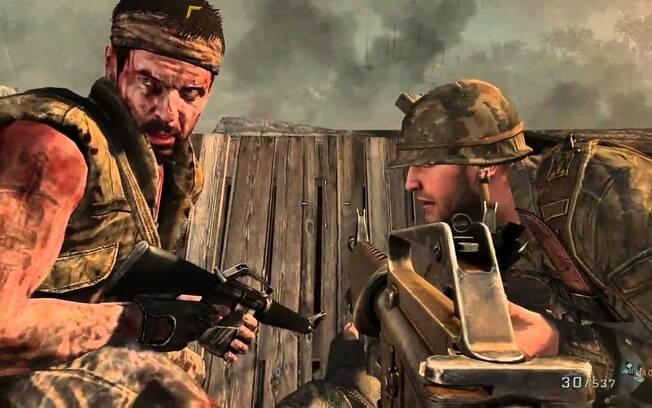 Call of Duty pode ganhar game ambientado no Vietnã em breve