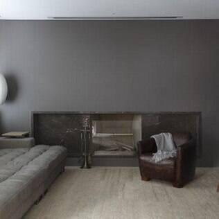 Aposte na cor cinza para decorar a casa