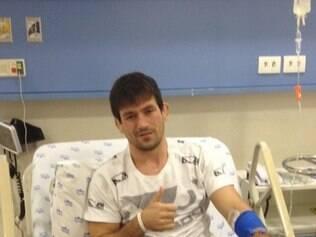 Demian Maia postou uma mensagem de agradecimento aos fãs no Facebook