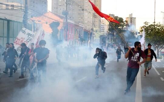 São Paulo tem três protestos marcados no dia da abertura da Copa - Brasil - iG