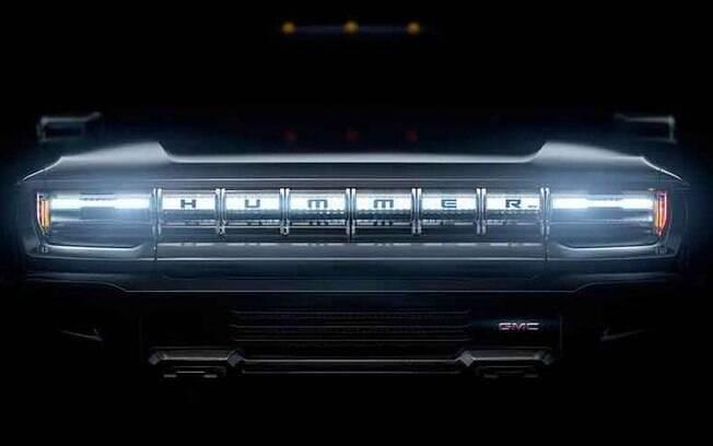 A picape GMC Hummer terá nova geração com uma versão totalmente elétrica