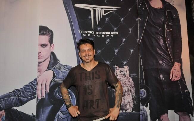 Ex-piloto de Fórmula 1, Tarso Marques
