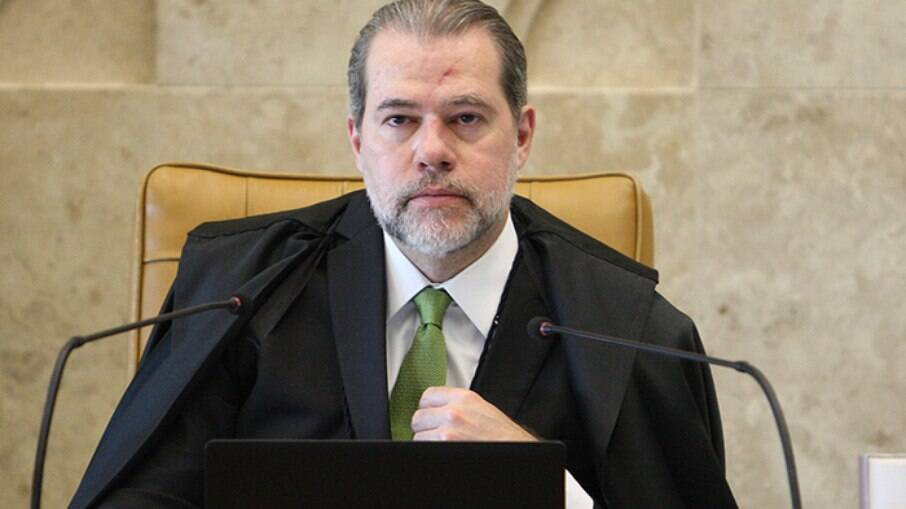 Ministro Dias Toffoli, do Supremo Tribunal Federal (STF)