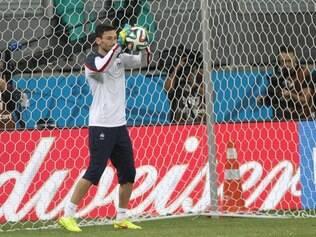 Lloris espera ver a França mostrar um bom futebol contra a Suíça para encaminhar o primeiro lugar no grupo