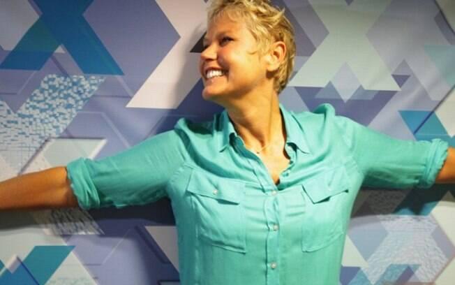 Xuxa: 'Meu momento atual é pintado de 50 tons de azul, minha cor preferida