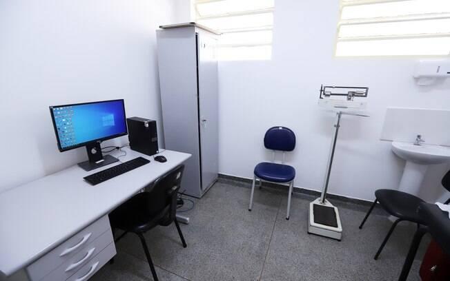 Centro de Saúde de Sousas volta a funcionar na segunda-feira (331).
