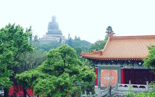 Não deixe de visitar o Big Buda