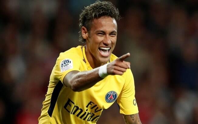 Neymar deixou para trás nomes como o de Zinédine Zidane e Kylian Mbappé