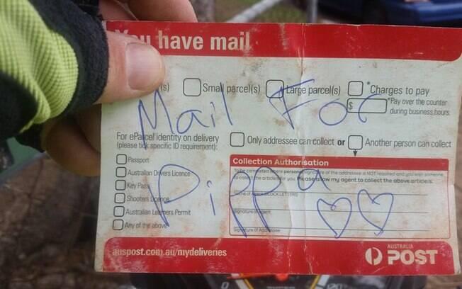 'Carta para Pipa', improvisou Martin