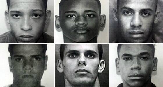 Polícia cumpre mandados de prisão de seis suspeitos