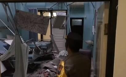 Terremoto na Indonésia deixa mortos e destruição