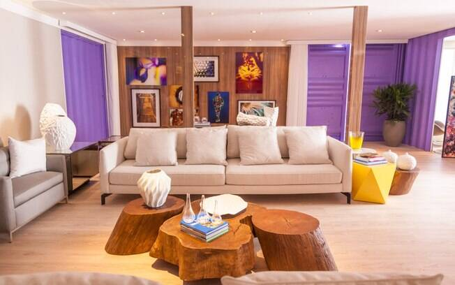 A Casa Container leva a assinatura de Daniel Kalil e Karinna Buchalla, que usaram cinco contêineres para criar o espaço de 170 m²