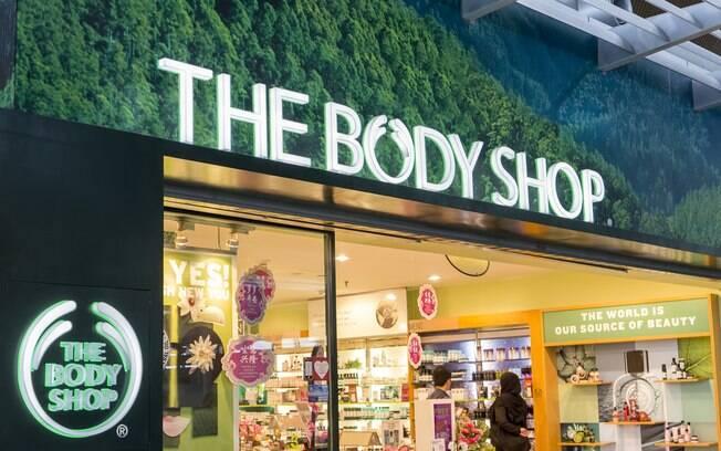 L'Oreal pode vender a The Body Shop para Natura