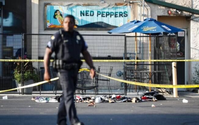 Em apenas um fim de semana 29 pessoas morrem baleadas em ataques nos EUA