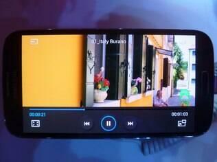 Galaxy S4, da Samsung, se deu bem nos testes da Consumer Reports e superou o Optimus G