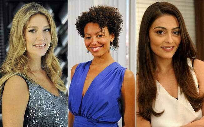 As atrizes Luana, Sheron e Juliana Paes são clientes do Fashion Clinic