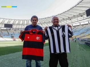 Nunes e Reinaldo falam sobre confrontos históricos no Maraca