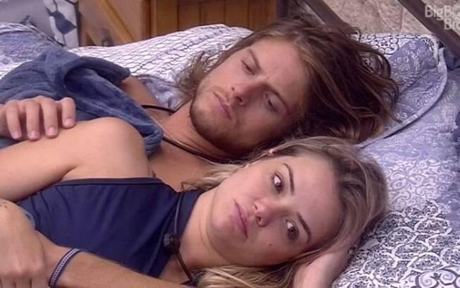 Daniel e Marcela viraram assunto nas redes sociais após o brother