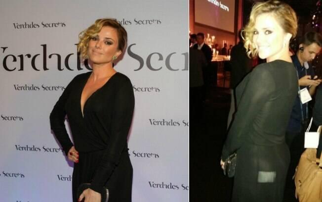 Nathalia Rodrigues é traída pelo flash em festa de 'Verdades Secretas'