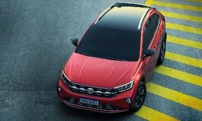 VW mostra fotos e detalhes do novo SUV Nivus