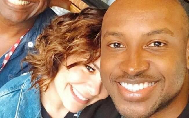 Fernanda Souza e Thiaguinho. Foto: Reprodução / Instagram