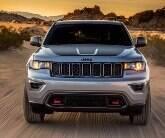 Jeep Grand Cherokee Trailhawk quer encarar qualquer parada