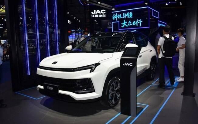 JAC Motors: marca terá novo SUV 100% elétrico desenvolvido em parceria com a Volkswagen