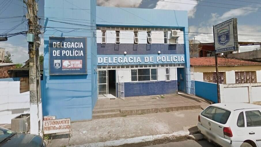 Delegacia de Polícia em Nazaré da Mata, na Zona da Mata de Pernambuco