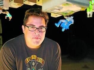 Fernando Ceylão protagoniza histórias nonsenses em 'Gentalha'